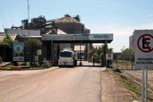 Síndicos de Vicentin dicen que hoy la empresa se autofinancia y tiene una proyección optimista de fondos -  -