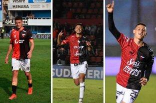 """Después de lo de Braian Galván: ¿""""ola de contagios"""" en Colón?  - Pierotti, """"Chaca"""" y Sandoval, los juveniles de Colón"""
