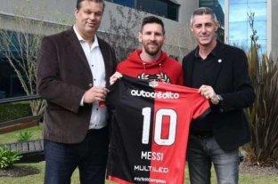 Newell's sueña con Lionel Messi, total, soñar no cuesta nada, ¿no?