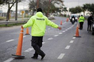 Controles y servicios municipales durante el fin de semana largo -  -
