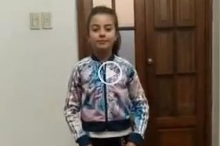 Una nena es tendencia por bailar hip hop sobre un reconocido jingle publicitario