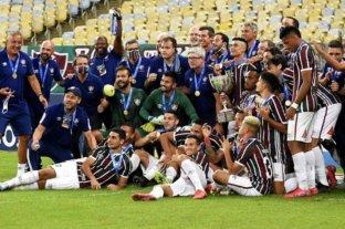 Fluminense ganó por penales a Flamengo y se consagró campeón de la Copa Río