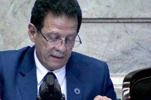 La Rioja: el diputado Sahad denunció que instalaron cámaras de seguridad en la puerta de su casa