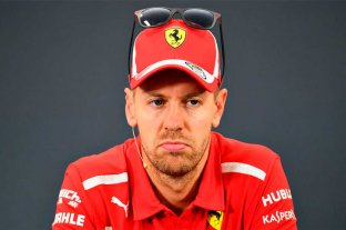 """Vettel dijo que tiene """"muchas opciones"""" para 2021, pero """"no tantas"""" en la F1"""