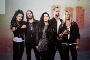 "Evanescence lanzó ""The Game is Over"""