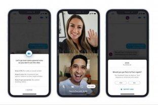 Tinder prueba su versión para videollamadas