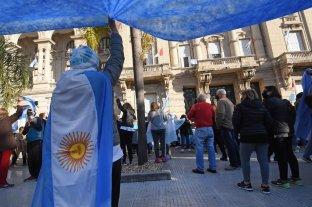 #9JYoVoy: En Santa Fe también se sintió la protesta -