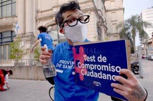 Otra jornada sin casos de coronavirus en la ciudad, y 15 positivos en la provincia -