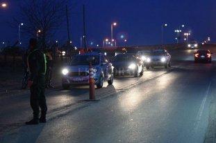 Blindaje: la provincia de Santa Fe impidió el acceso de 150 vehículos en 24 horas -