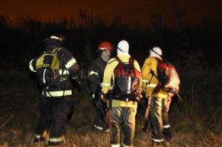 Sólo en lo que va de julio, los bomberos intervinieron en 42 quemas de pastizales