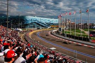 La Fórmula Uno incluye en su calendario las carreras de Italia y Rusia