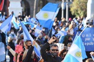 #9J: En Santa Fe se sintió fuerte la protesta