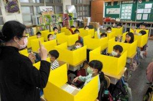 Hong Kong vuelve a cerrar las escuelas por un rebrote de coronavirus