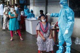 India registra nuevo récord diario de casos de coronavirus