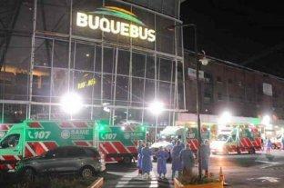 Quienes viajen de Buenos Aires a Uruguay por Buquebus deberán someterse a un hisopado