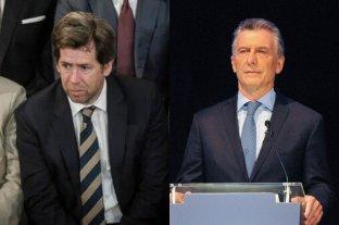 """El vocero de Alberto Fernández cruzó a Macri en Twitter: le pidió """"silencio"""" y lo trató de """"inutil"""""""