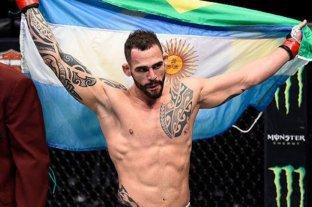 El luchador argentino Ponzinibbio dio positivo de coronavirus en Miami