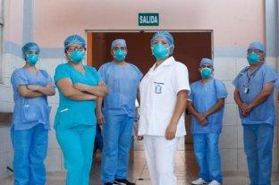 En plena pandemia, los médicos en Perú convocan a una huelga nacional