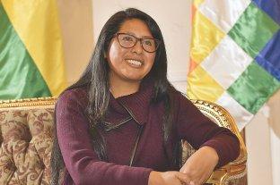 La presidente del Senado en Bolivia también tiene coronavirus