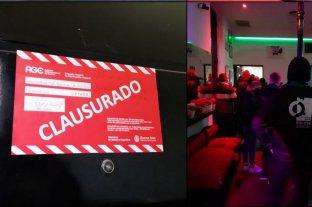 Allanaron un local en Parque Avellaneda donde se ofrecían servicios sexuales en cuarentena