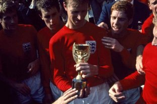 Falleció Jack Charlton, campeón del mundo con Inglaterra en 1966