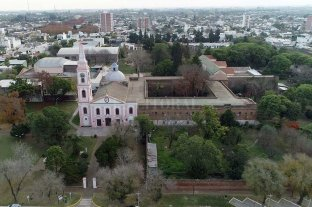 El convento San Carlos aguarda la normalización para volver a exhibir su historia