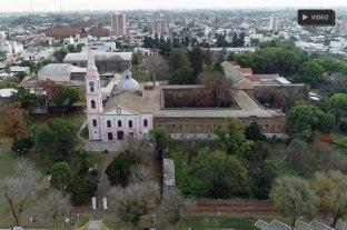 El convento San Carlos aguarda la normalización para volver a exhibir su historia  -  -