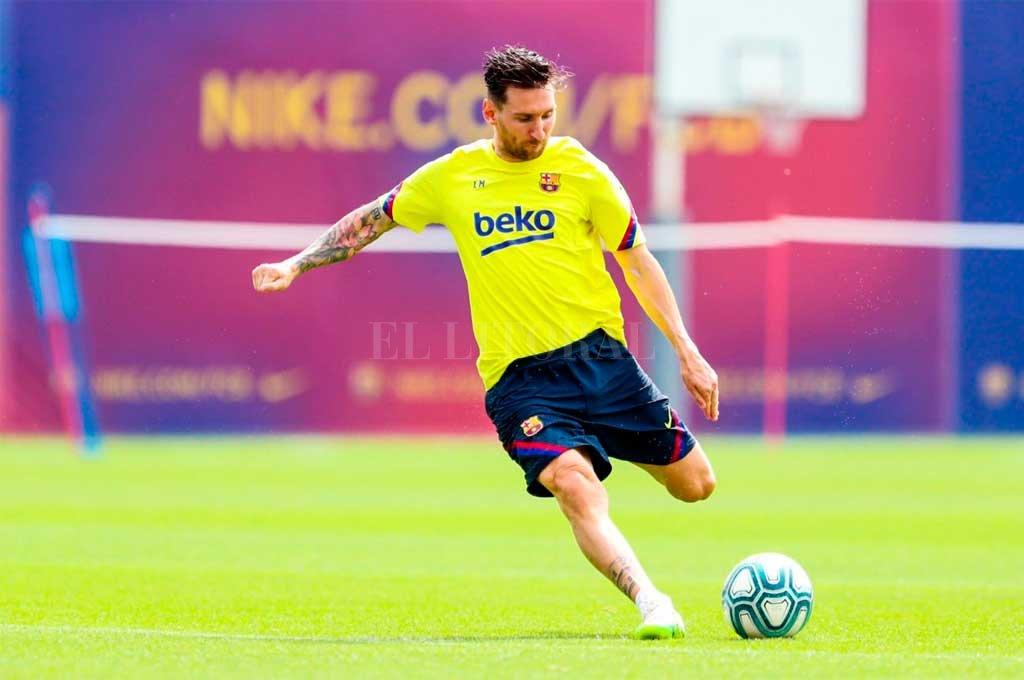 Barcelona necesita a Messi en