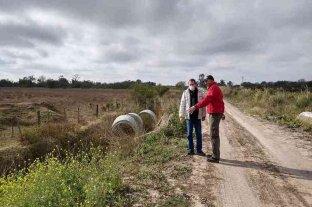 Planifican obras hídricas entre San Carlos Norte y San Agustín