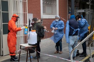 13 nuevas muertes por coronavirus en Argentina -  -