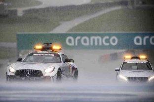 Por fuertes lluvias, se canceló la tercera prueba del Gran Premio de Estiria