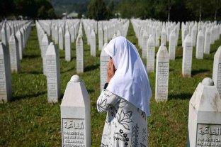 Se cumplen 25 años de la masacre de Srebrenica