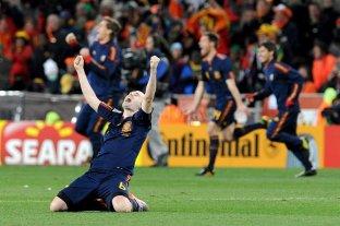 Y un día... España rompió el karma