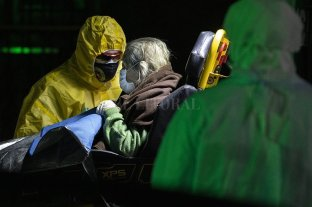 Se registraron 36 fallecimientos por coronavirus en el país en las últimas 24 horas -  -