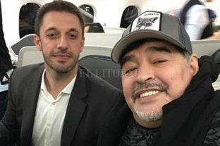 """Morla habló de """"criminal idiotez"""" y se quejó de la falta de atención a Maradona - Matías Morla y Diego Maradona"""