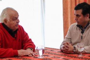 """Herme Juárez: """"La intención era quedarse con el puerto"""" -  -"""