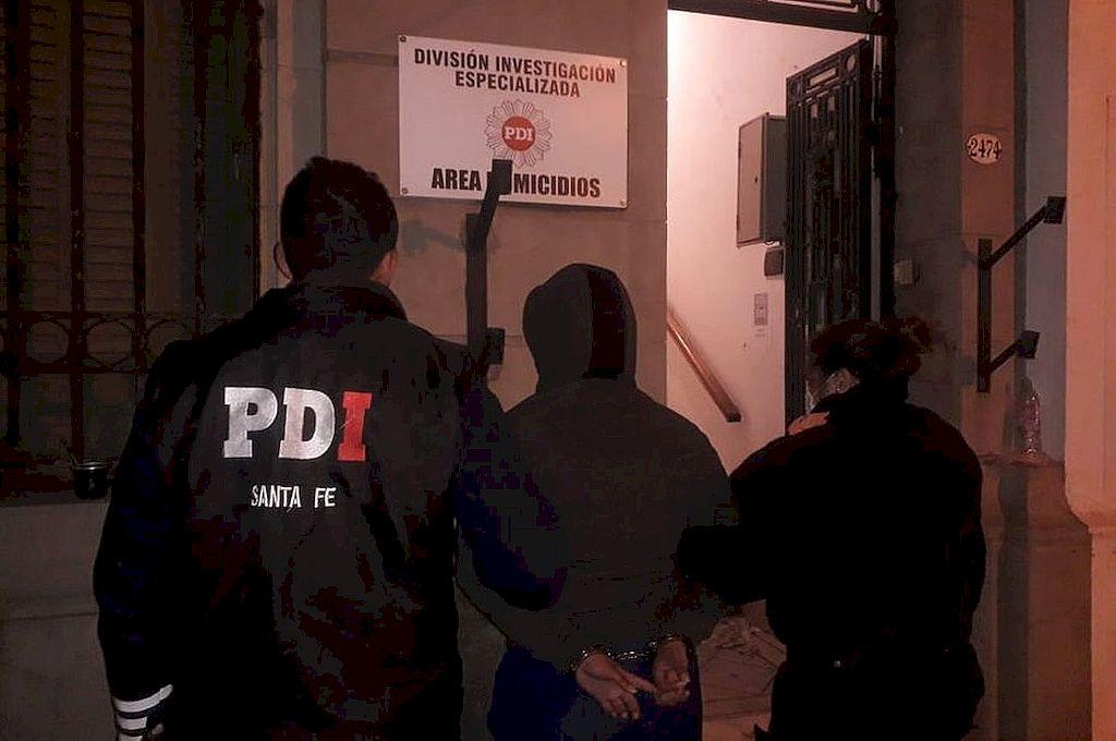 El fiscal Martín Torres imputará a la mujer este lunes en tribunales. Crédito: Prensa Seguridad
