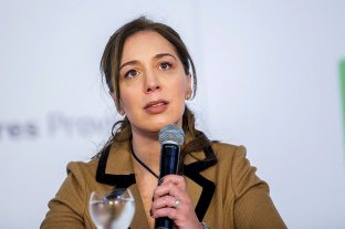 María Eugenia Vidal recibió el alta médica tras padecer coronavirus -  -