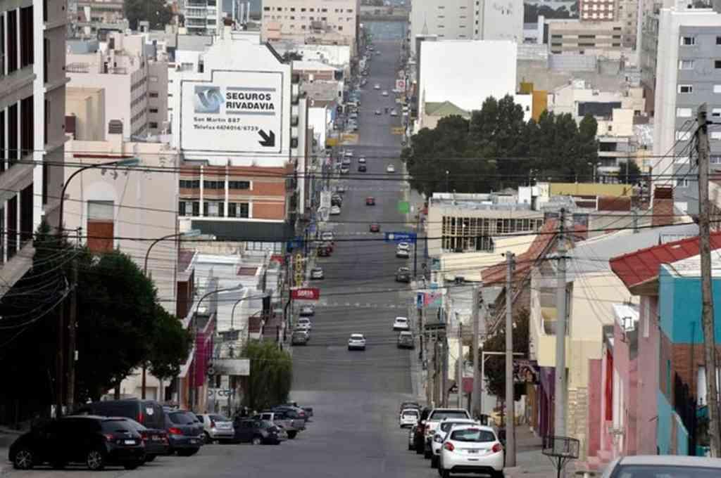 Ciudad de Comodoro Rivadavia, Chubut.  Crédito: Imagen ilustrativa