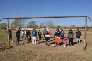 Deportivo Gambeta y su labor para que los chicos no estén en la calle