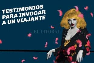 """""""Testimonios para invocar a un viajante"""" en el Cervantes on line"""