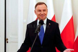 Duda fue reelegido como presidente de Polonia
