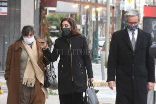 Presunto espionaje ilegal: Majdalani es indagada en Lomas de Zamora -  -