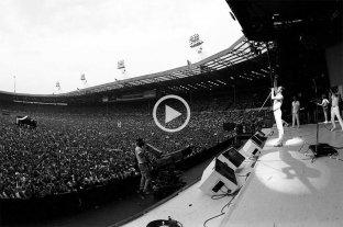 35 años del Live Aid, que reunió a los mejores artistas del mundo por una noble causa