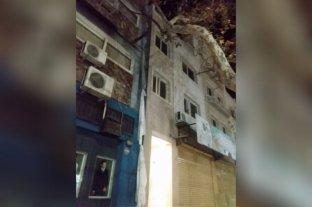 Insólito: Cumplía cuarentena en un hotel, ató sábanas y se fugo desde el balcón
