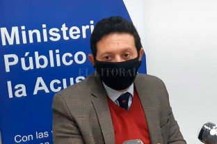 """Fiscal Giavedoni: """"Es muy importante que los vecinos   adviertan de eventos de magnitud"""" -  -"""