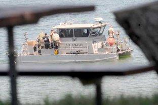 Hallaron un cuerpo en el lago donde desapareció Naya Rivera