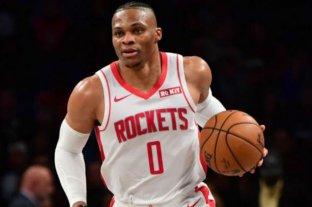 Westbrook, de Rockets, da positivo en coronavirus