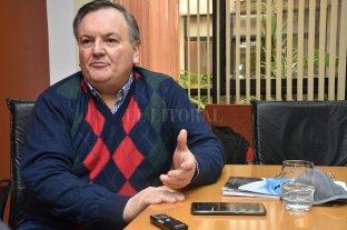 """Michlig: """"Santa Fe es permanentemente discriminada por el gobierno nacional"""""""