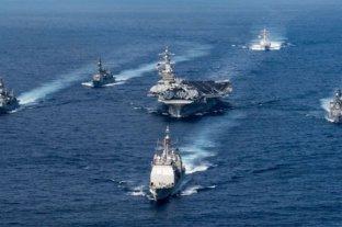 EEUU escala su enfrentamiento con China y rechaza sus reclamos sobre el Mar de la China Meridional